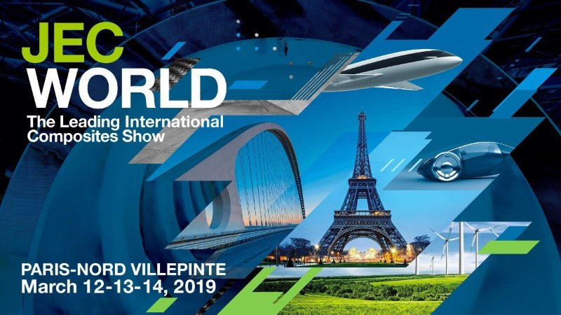 IND Experts visite le salon JEC World 2019